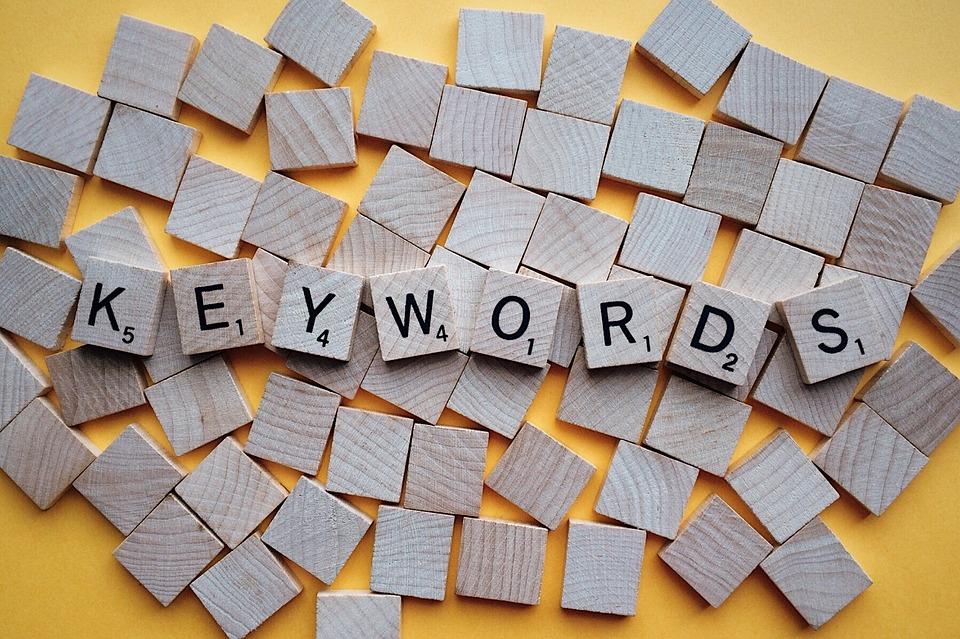 WEBライターのSEO①キーワードを意識する